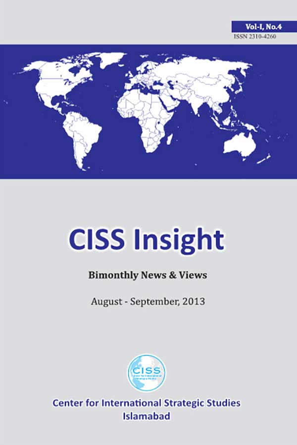 CISS Insight Journal 2013