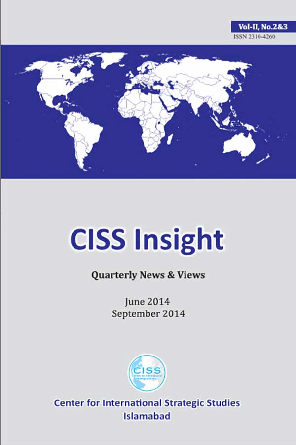 CISS Insight Journal 2014